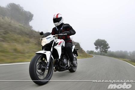 Honda CB500F, prueba (características y curiosidades)