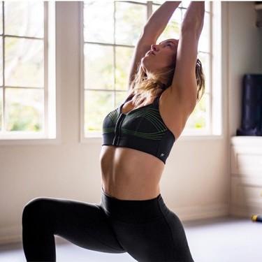 Kate Hudson lo apuesta todo al Pilates: así trabaja su core para fortalecer el resto de su cuerpo
