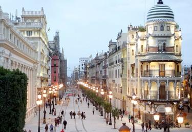 Guía de sitios bonitos en Sevilla. Nueve direcciones imprescindibles