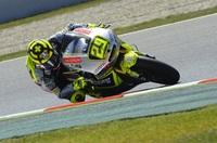 MotoGP Catalunya 2012: Andrea Iannone vence en una dura lucha a cuatro en Moto2