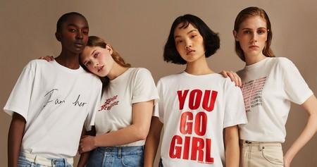 Diseñadoras de lujo lanzan una colección cápsula para el Día Internacional  de la Mujer 1fd3c4674e7c0