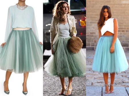f8980ebda Siéntete como Carrie Bradshaw con estas 13 faldas de tul
