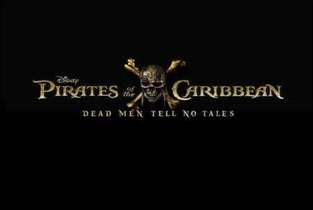 Logo de Piratas del Caribe 5