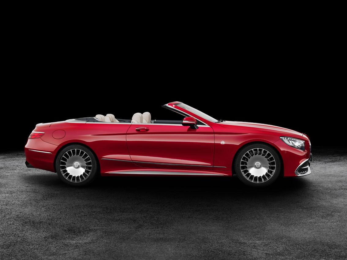 Foto de Mercedes-Maybach S 650 Cabrio (24/37)