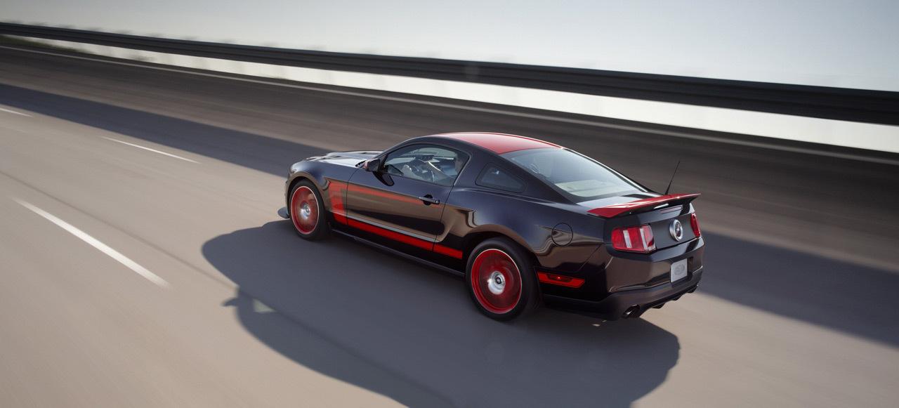 Foto de 2012 Ford Mustang Boss 302 Laguna Seca (8/38)