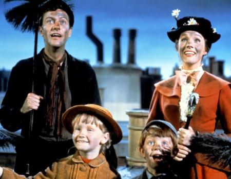 Disney prepara otra película sobre Mary Poppins