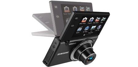 Samsung Multiview MV800: compacta con pantalla multiángulo