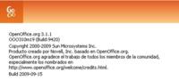 Go-oo, el OpenOffice según Novell