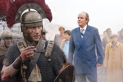 Los 4400 contra Roma