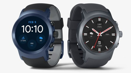 Lg Watch Sport Oficial