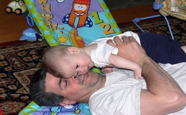 Jugar con el bebé según su estado de ánimo