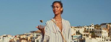 H&M tiene los vestidos, túnicas y caftanes de playa ideales para una escapada chic