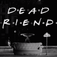 'Friends' convertida en una película de terror: 'Colegas muertos', la imagen de la semana