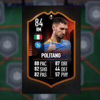 FIFA 22: consigue la carta Camino a las eliminatorias: Politano