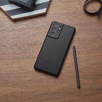 Samsung Galaxy S21 Ultra: el más ambicioso de la familia S gana en cámaras y es compatible con el S-Pen