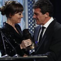 Antonio Banderas triunfa como mejor actor en los Hollywood Film Awards por 'Dolor y Gloria'