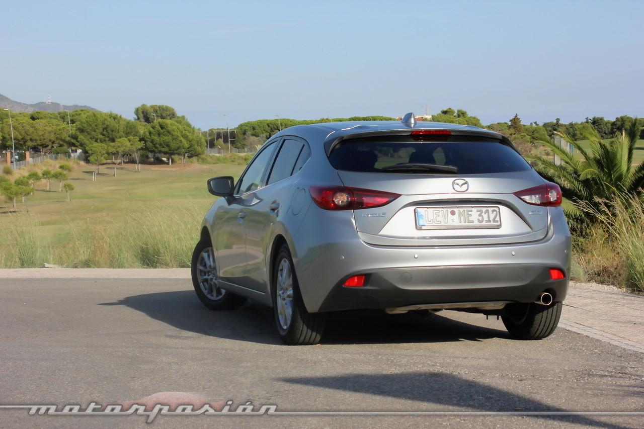 Foto de Mazda3 2013, presentación y prueba (28/61)