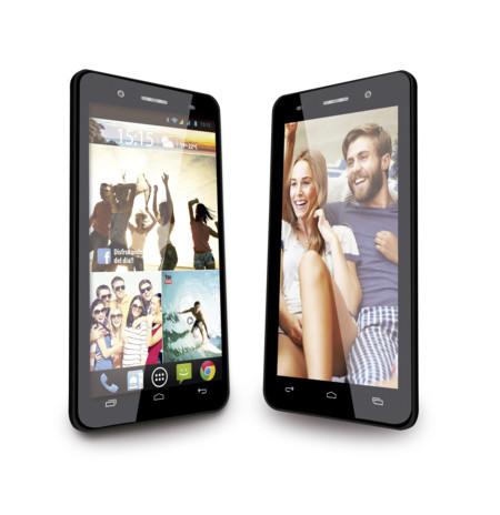 Smartphone Wolder Mismart Empire Duo