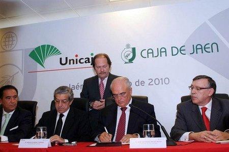 Unicaja y Caja de Jaén culminan el proceso de fusión