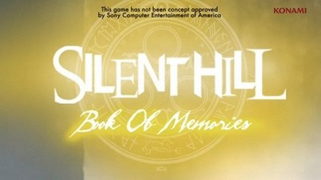 E3 2011: 'Silent Hill: Book of Memories' para NGP y 'Silent Hill HD Collection'