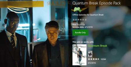 Quantum Break Tv Series