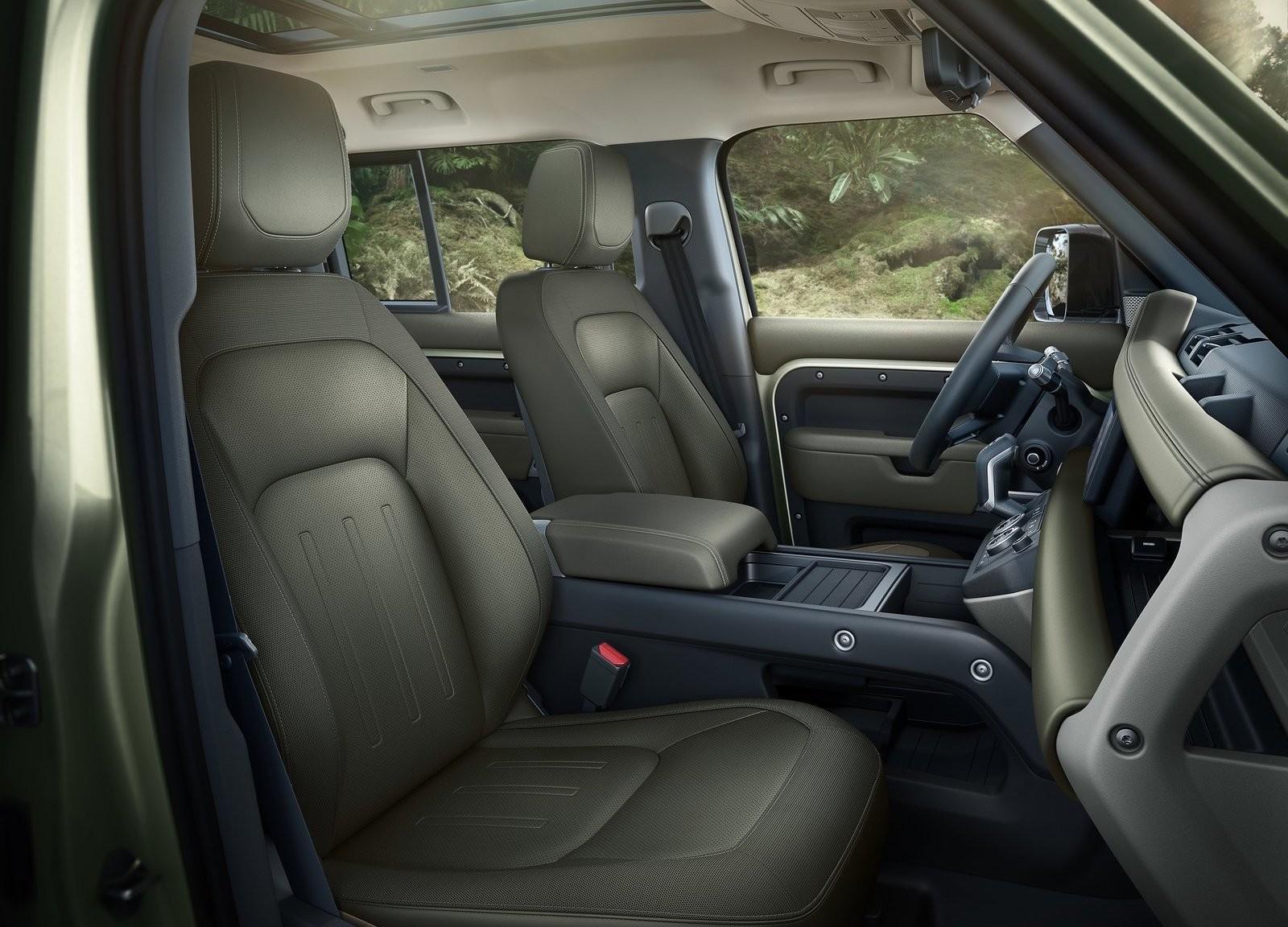 Foto de Land Rover Defender 2020 (11/13)