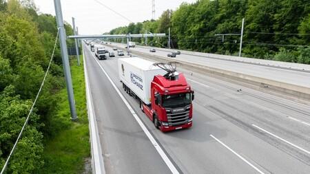 En marcha la primera autopista eléctrica para camiones híbridos y eléctricos de Reino Unido