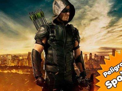 'Arrow' estrena una revitalizada cuarta temporada