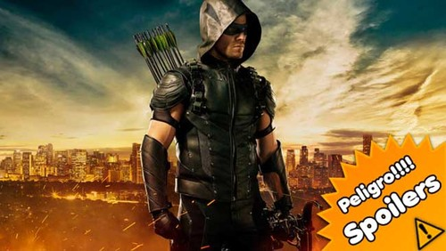 'Arrow' estrena una revitalizada cuarta temporada
