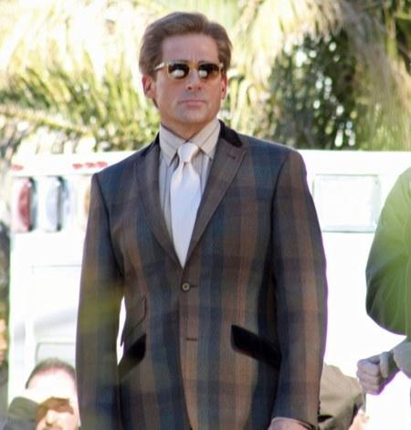 'Burt Wonderstone', con Jim Carrey y Steve Carell, imágenes del rodaje
