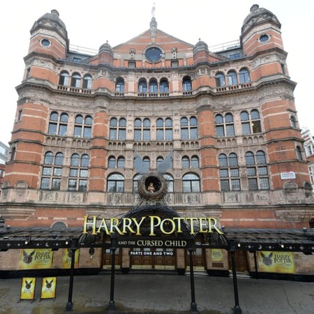 Cursed Child Palace Theater