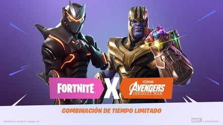 Thanos ya está disponible en Fortnite, estas son sus habilidades y su tráiler