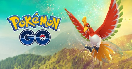 Pokemon Go Ho Oh