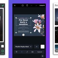 Cómo crear postales e imágenes con texto desde Android