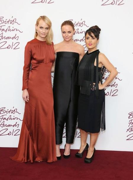 Los British Fashion Awards: desde luego, a los ingleses les falta un poco de chispa en los saraos
