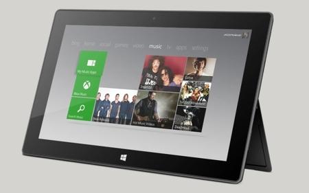 Xbox Surface, la tablet que Microsoft está desarrollando con los videojuegos en mente