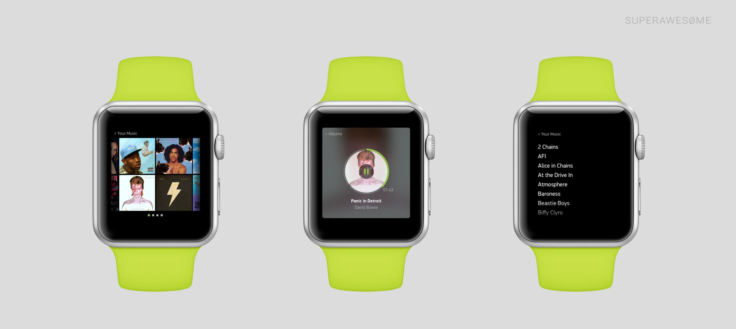 Foto de Así pueden ser algunas aplicaciones en el Apple Watch (6/13)