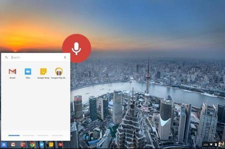 """El mando """"OK Google"""" llegaría a las Chromebooks"""