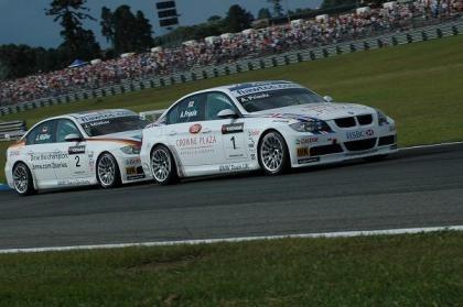 Primera victoria sin paliativos para BMW en Curitiba