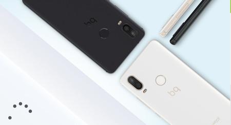 BQ Aquaris X2 y X2 Pro, comparativa: así son respecto a otros Android One como Xiaomi Mi A1 y el Nokia 7 Plus
