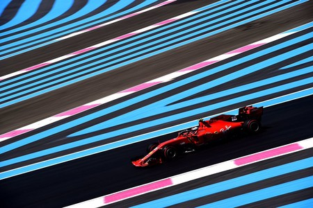 Leclerc Francia F1 2019