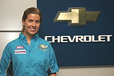 María de Villota correrá con Chevrolet en el WTCC