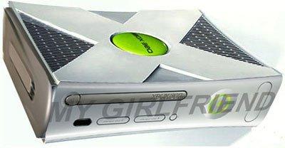 La Xbox 360, a puntito