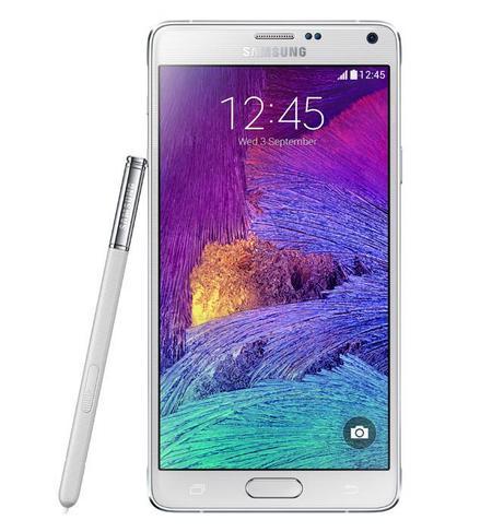 Galaxy Note 4, así es el nuevo phablet Android de Samsung