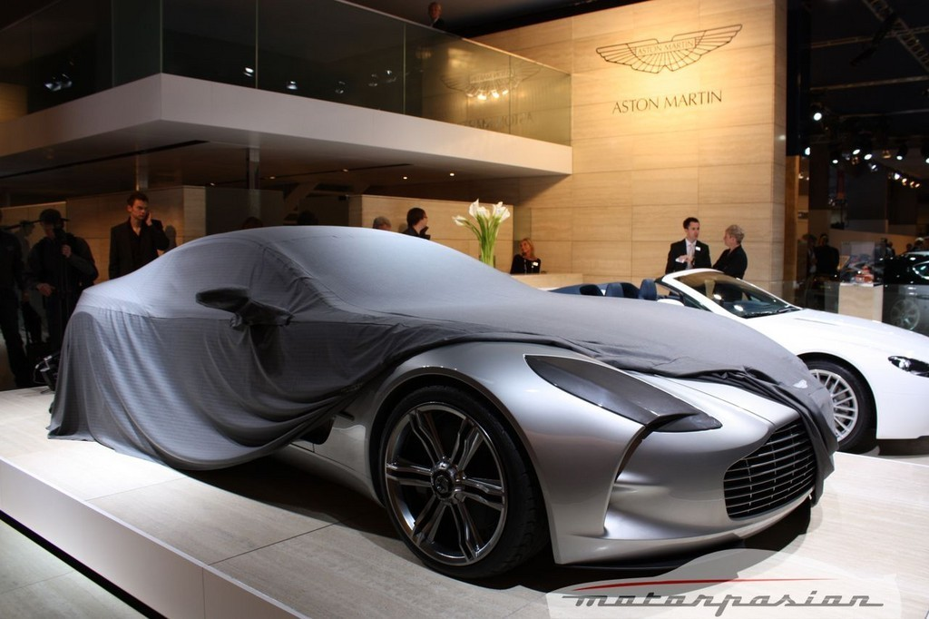 Aston Martin One 77 En El Sal 243 N De Par 237 S 2008 1 11