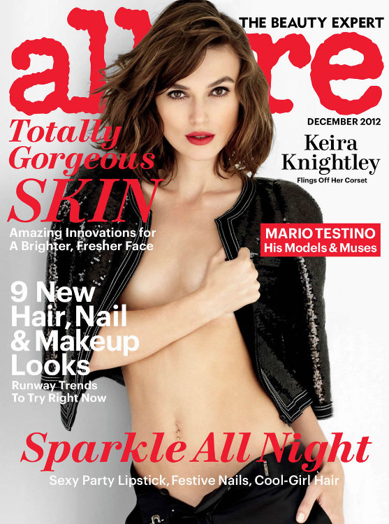 allure keira knightley