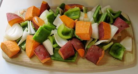 Comprar, guardar y preparar frutas y verduras frescas con seguridad