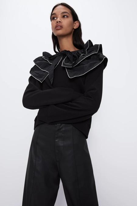 Zara Rebajas Verano 2020 60 Descuento Jersey 02