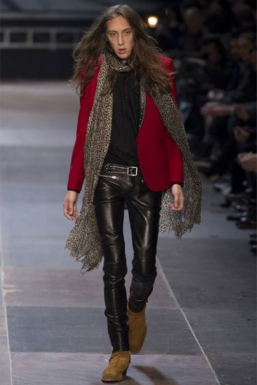 Saint Laurent Otoño-Invierno 2012/2014 en la Semana de la Moda de París: El efecto Slimane se nota, se siente