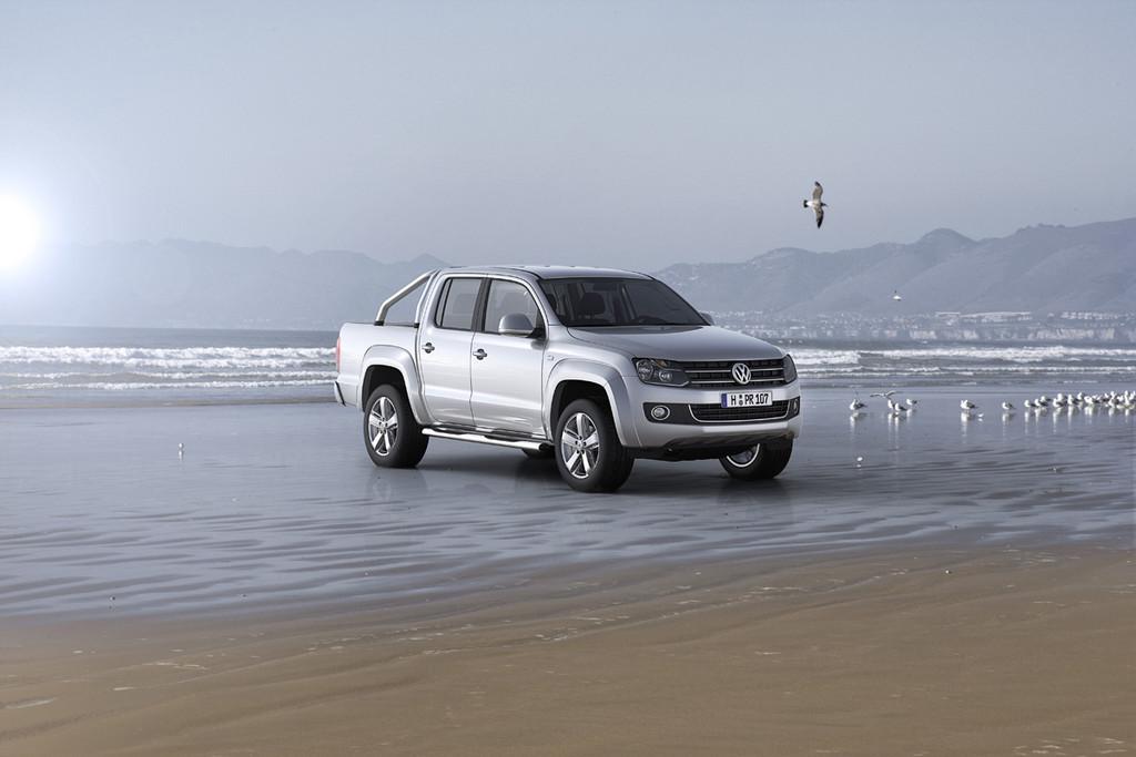 Foto de Volkswagen Amarok (9/12)